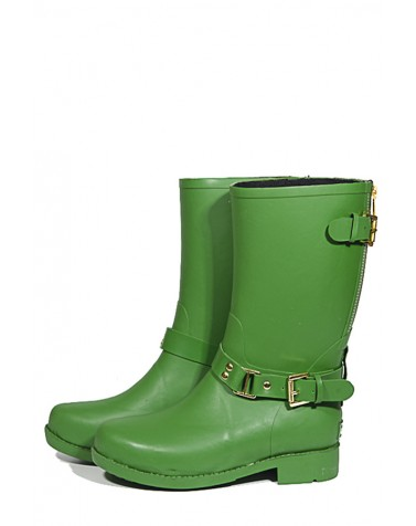 Wellies Verona Green